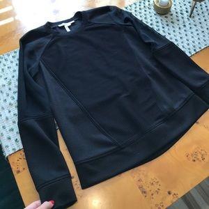 BCBG Sheer Top/Sweater XXS